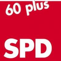 Das Logo der Arbeitsgemeinschaft SPD 60+